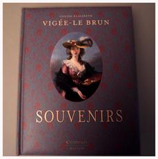 Les soubenirs de Louise Elisabeth Vigée-Le Brun. Photo: PHB/LSDP