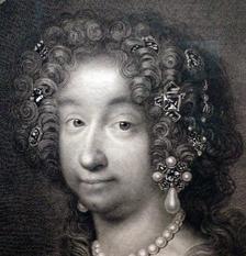 Marie-Anne de Bavière (détail). Photo: PHB/LSDP