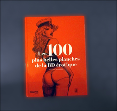 Les 100 plus belles planches de la BD érotique. Photo: PHB/LSDP