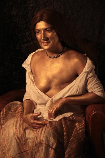 @lesamazonessexposent - d'après La mulâtresse de Delacroix