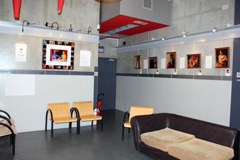 lesamazonessexposent - L'exposition au centre Montgallet