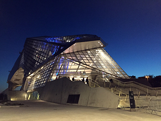 Le musée des Confluences. Photo: Valérie Maillard