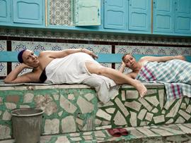 Photo: Rania Dourai/hazras du hammam chabbou