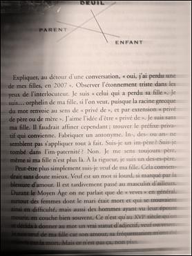 """Page du """"Dictionnaire des mots manquants"""". Photo: PHB/LSDP"""