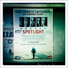 """L'affiche de """"Spotlight"""" sur le web. Photo: PHB/LSDP"""