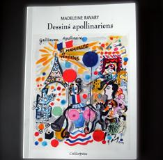 """Dessins apollinariens"" de Madeleine Ravary. Photo: PHB/LSDP"