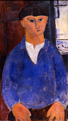 Modigliani: Moise Kisling (LaM)