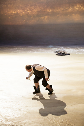 """La mer"". Photo: Christophe Raynaud de Lage"