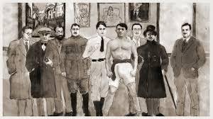 Les aventuriers de l'art moderne. Capture d'écran