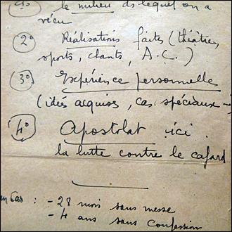"""""""La lutte contre le cafard"""". Source image: Bruno Sillard"""
