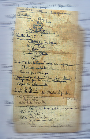 Menu du 9 avril. Source image: Bruno Sillard