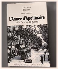 """""""l'année d'Apollinaire"""". Jacques Ibanès. Photo: PHB/LSDP"""