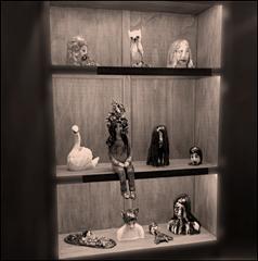 Oeuvre de Klara Kristalova. Cité de la céramique. Photo: PHB/LSDP