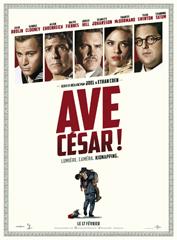 """L'affiche """"Ave Cesar"""""""