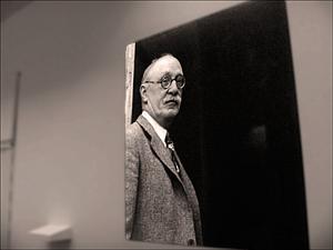 Albert Marquet au MAM. Photo: PHB/LSDP