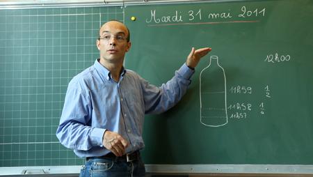 Gilles Vernet, auteur et réalisateur. Laclairière Production