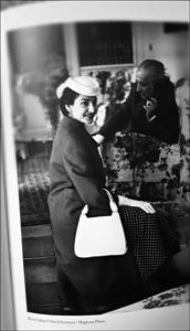 Maria Callas telle que présentée dans le livre. Photo: LBM