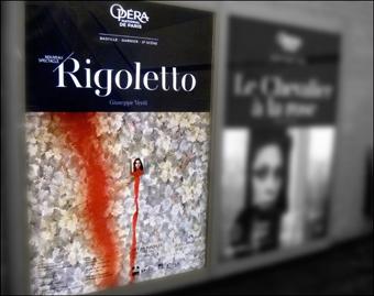 Rigoletto annoncé pour bientôt à l'Opéra. Photo: PHB/LSDP