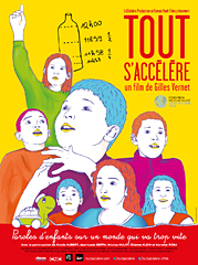 """Affiche du film """"Tout s'accèlère"""""""