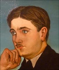 Portrait de Paul Guillaume par Giorgio de Chirico (détail). Photo: PHB/LSDP