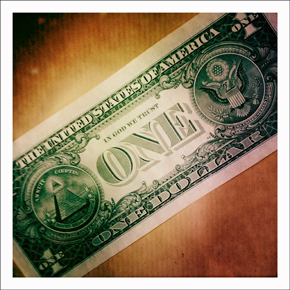 Dollar. Photo: PHB/LSDP