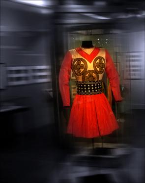 L'un des costumes signés Derain. Photo: PHB/LSDP