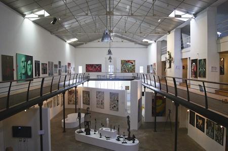 Intérieur de la Coopérative Collection Cérès Franco