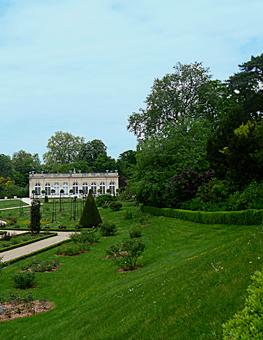 L'Orangerie de Bagatelle. Photo: PHB/LSDP