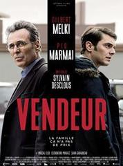 """""""Vendeur"""" l'affiche du film"""