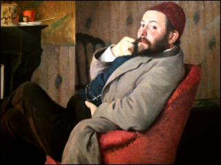 Diego Martelli 1879 Federico Zandomeneghi. Photo: MPS