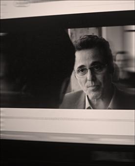 """Gilbert Melki dans """"Vendeur"""". Photo: PHB/LSDP"""