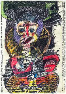 Stani Nitkowski. Lettre de Stani Nitkowski, 1981
