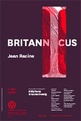 L'affiche de Britannicus