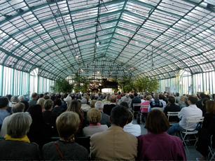 Festival Solistes aux Serres D'auteuil. Photo LBM 2009