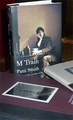 """""""M Train"""" de Patti Smith. Photo: Baptiste Fauvel"""