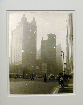 Vue de New York par Lore krüger. Photo: PHB/LSDP