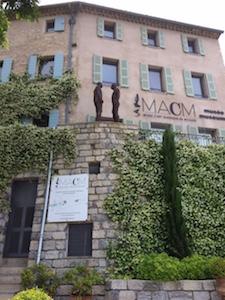 Le MACM. Photo: MPS