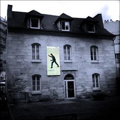 Maison de la photographie Robert Doisneau à Gentilly. PHoto: PHB/LSDP