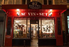 Bar au vin-set. © Vin-Set