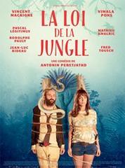 Affiche de La loi de la jungle