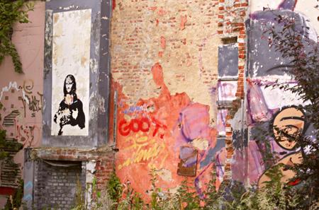 Doel, aspect de la ville. Photo: Gérard Goutierre