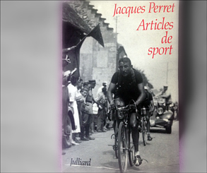 Artyicles de sports. Jacques Perret. Photo: PHB/LSDP