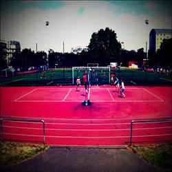 Centre sportif Léo lagrange. Photo: PHB/LSDP