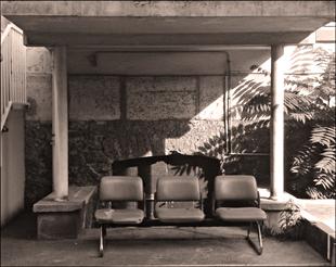 Des sièges partout pour profiter de l'été. Phot: PHB/LSDP