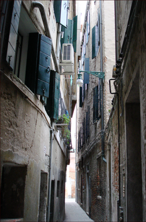 Calle dell Orto, Venise. Photo: PHB/LSDP