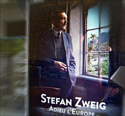 L'affiche du film Stefan Zweig. Photo: PHB/LSDP
