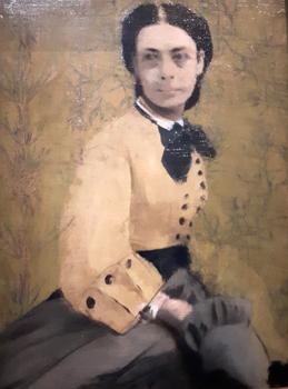 La princesse de Metternich par Degas. Photo: LBM