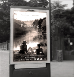 L'affiche de Frantz. Photo: PHB/LSDP