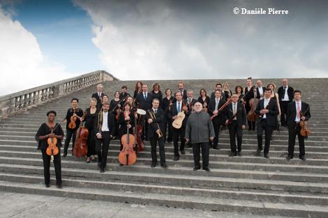 La Grande Ecurie lors d'un concert à Versailles en mai 2016. Phot: Danièle Pierre