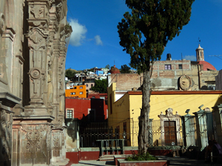 Vue de Guanajuato. Photo: ©Lottie Brickert